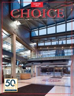 January 2014 cover of Choice Magazine