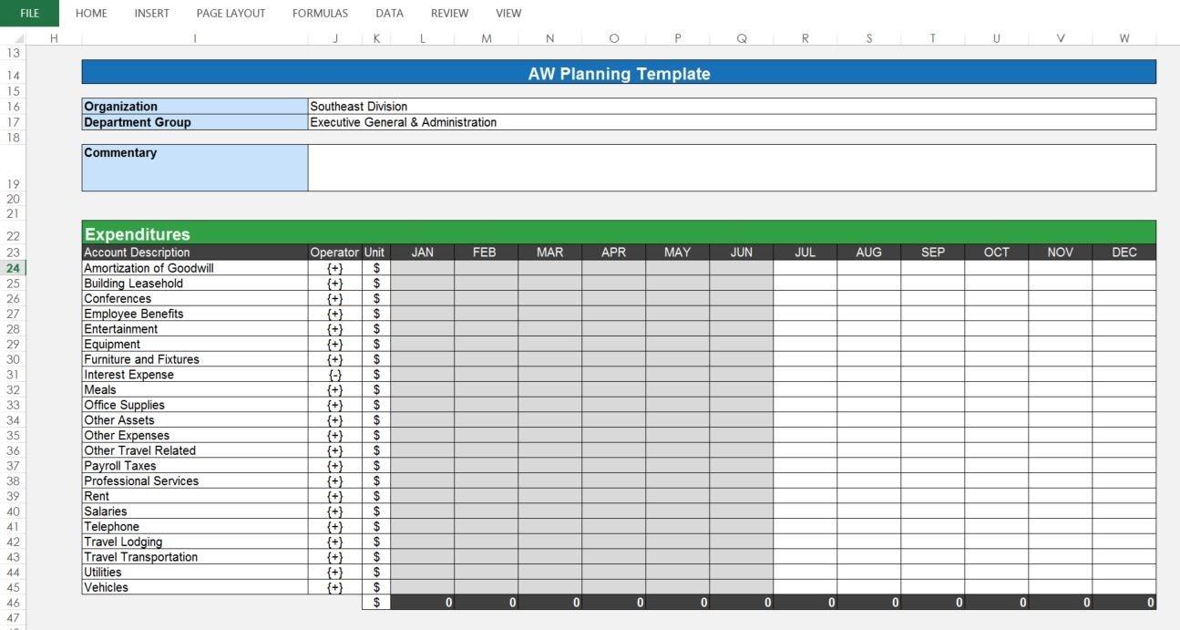 Flex Planning | 2018 Pricing, Screenshots, Demo