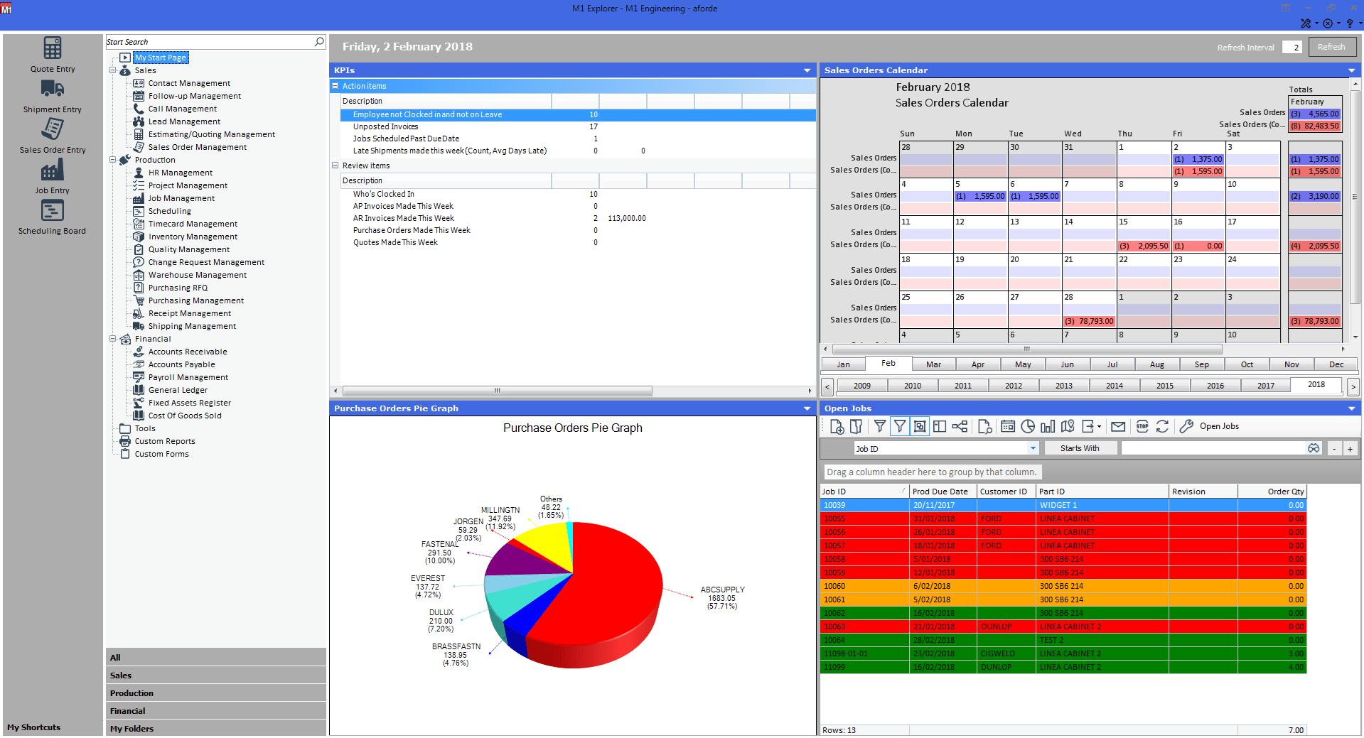 Eci M1 2018 Reviews Pricing Screenshots Demo