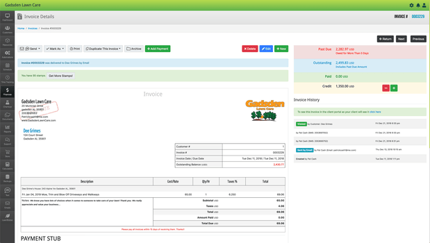 LawnPro   2019 Software Reviews, Pricing, Demos