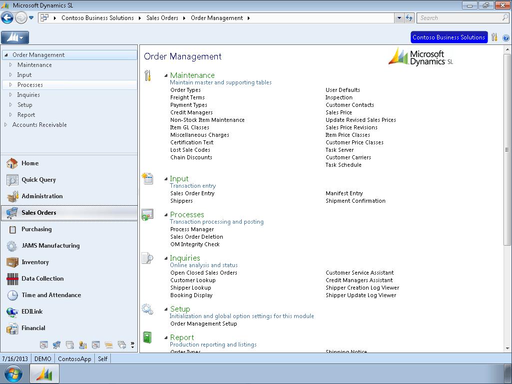 Dynamics Sl 2018 Reviews Pricing Screenshots Demo