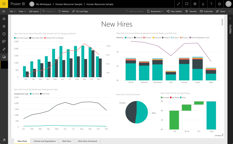 Microsoft Power BI | 2019 Software Reviews, Pricing, Demos
