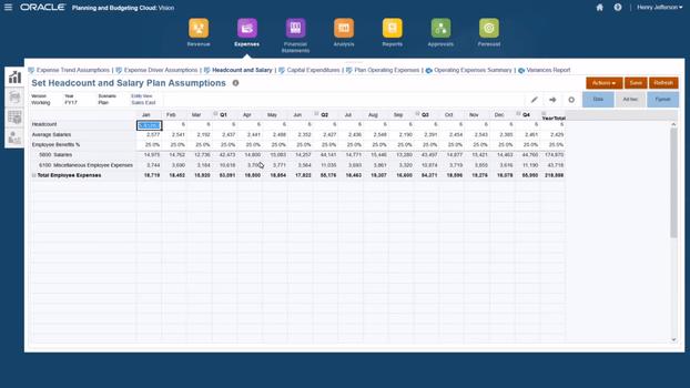 Oracle NetSuite PBCS   BI Tools   2019 Software Reviews, Pricing