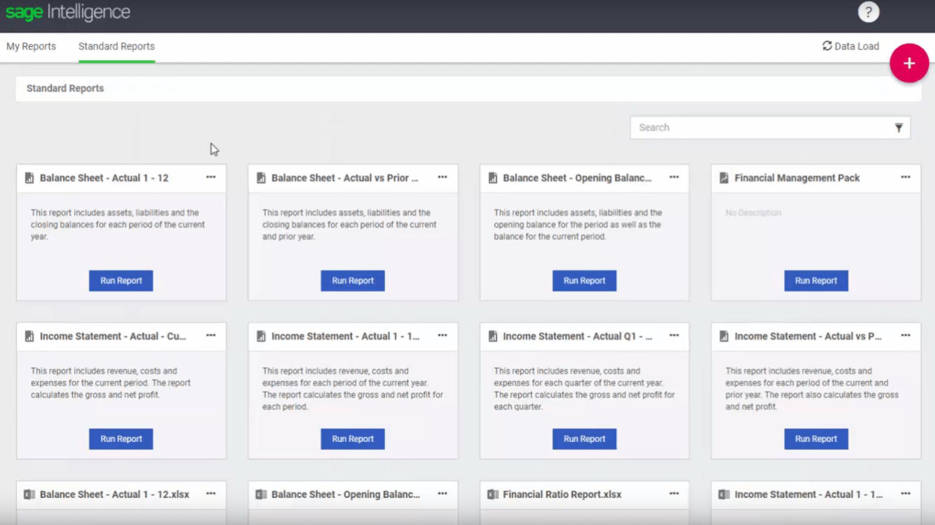 Sage Intelligence Reporting | BI Tools | 2019 Software Reviews