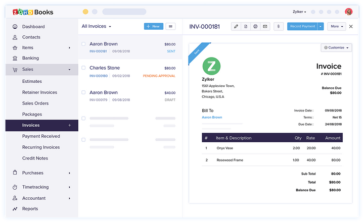 20 Best Mac Accounting Software Of 2021 Reviews Pricing Demos