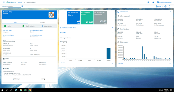 SYSPRO | Manufacturing Software | 2019 Reviews, Pricing, Demos