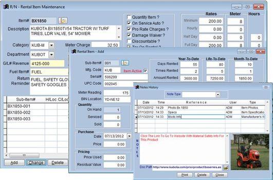 Universal Accounting System Equipment Al