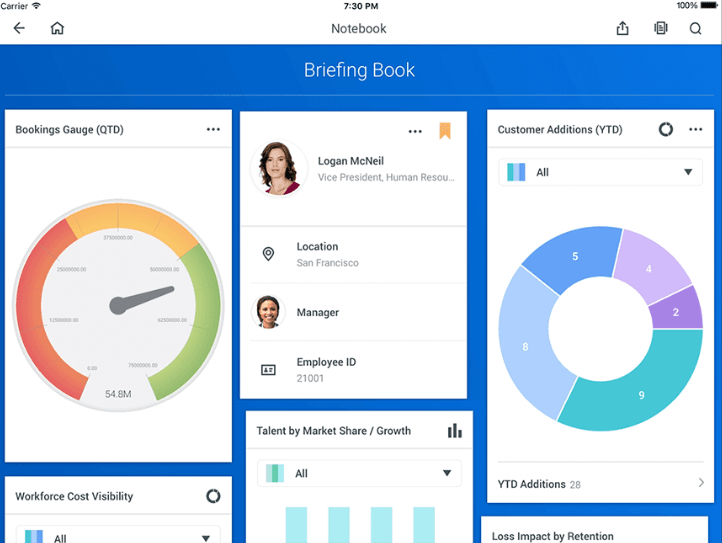 Workday | ERP Software | 2019 Reviews, Pricing, Demos