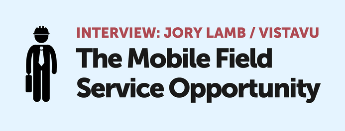 How to Operate More Profitably with Mobile Field Service Software